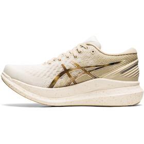 asics Glide Ride 2 Shoes Women, beige/marron